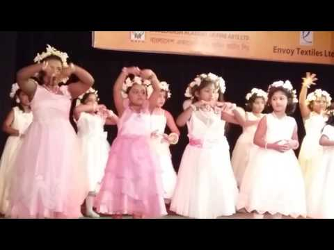 Phule Phule Dhole Dhole Kid Dance Video