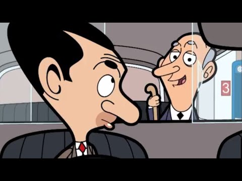 Crazy Taxi Bean | Funny Episodes | Mr Bean Official