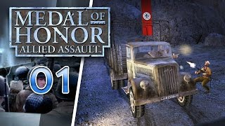 Medal of Honor: Allied Assault #001 - Zeit für Weltkriege - Let