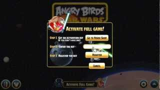 Como Descargar Angry Birds Star Wars Full para PC