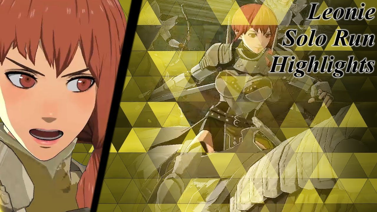 Leonie Solo Run Livestream Highlights Fire Emblem Three Houses Youtube I don't care if it takes my last breath. leonie solo run livestream highlights fire emblem three houses