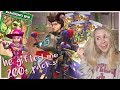 Wizard101: OPENING 200+ GRIZZLEHEIM LORE PACKS!