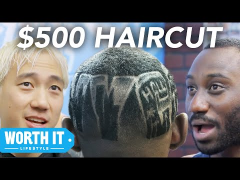 Thumbnail: $15 Haircut Vs. $500 Haircut