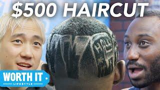 Download $15 Haircut Vs. $500 Haircut Mp3 and Videos