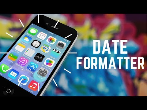 How to Use Date Time in Swift - iOS App Development Tutorial Day 04 thumbnail