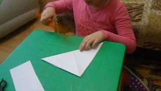 как сделать петушка символ 2017г  из бумаги