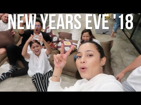 BEST NYE AT THE BEST VILLA IN JANDA BAIK - NEW YEARS VLOG