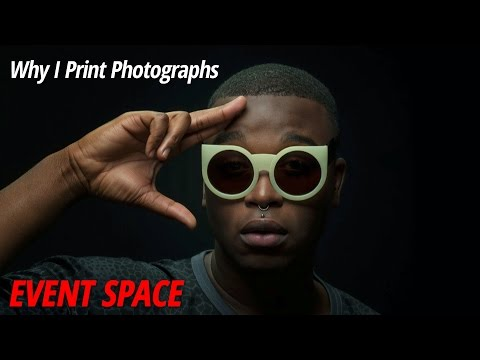 Why I Print Photographs with Drew Gurian