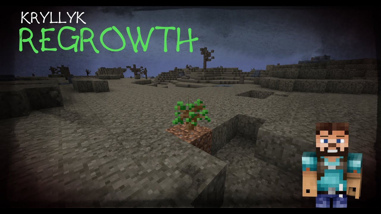 Regrowth How To Get Natural Gas