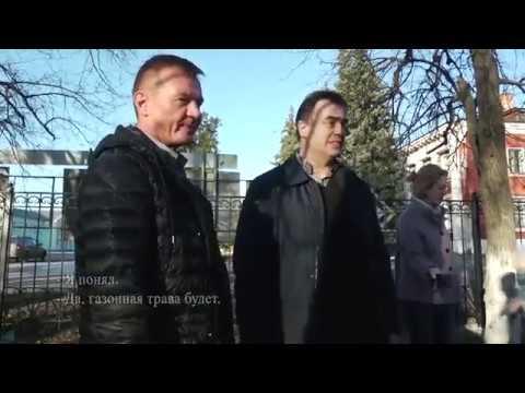 Роман старовойт без предупреждения посетил три  района Курской области