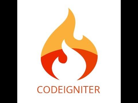 Cara Memanggil Codeigniter
