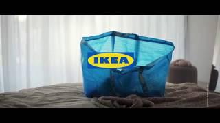 IKEA x FRAKA 經典藍色購物袋 產品故事影片