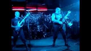 Cold Grim - Veins Wide Open (Live 28/7/13 Ritual de Blasfemia Pagana).