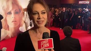 Premio Virna Lisi 2019 | Interviste: Elena Sofia Ricci, Ludovica Nasti, Laura Delli Colli | Hot Corn