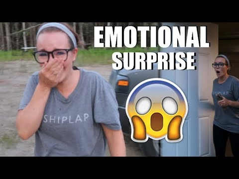 EMOTIONAL SURPRISE I NEVER SAW COMING|Somers In Alaska from YouTube · Duration:  21 minutes 51 seconds