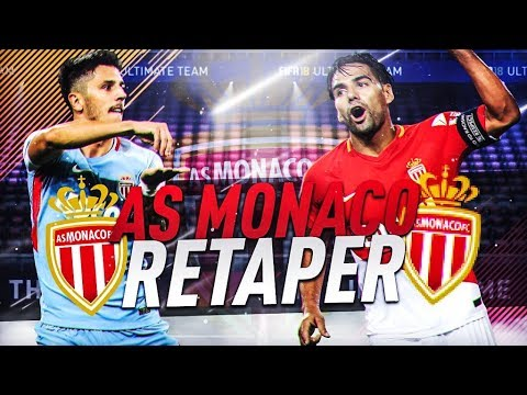 FIFA 18 | CARRIÈRE MONACO : RETAPER !