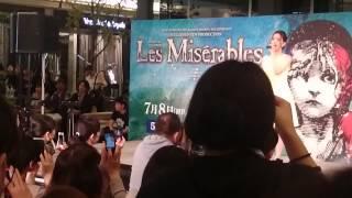 5月7日福岡で行われたレ・ミゼラブルのイベントでの歌唱披露です 途中...