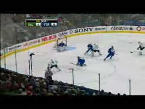 Stars @ Maple Leafs 12/23/08