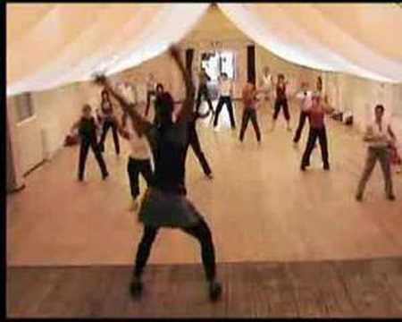 Do You Love Me - Dirty Dancing Fitness Salsa