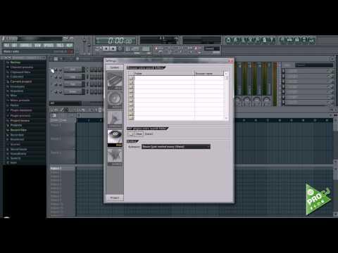 Урок 2 (Добавление сэмплов в FL Studio)