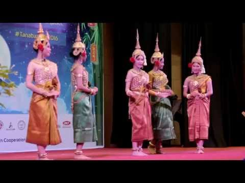 ទិព្វសុដាច័ន្ទ - Tep Sodachan  (Performed by CJCC's volunteers)