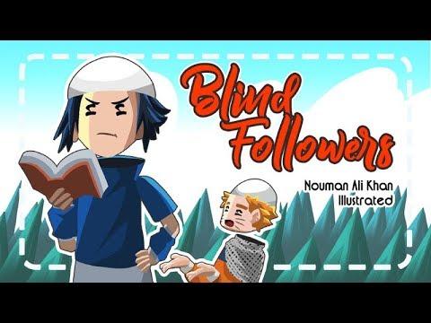 Blind Followers | Brother Nouman Ali Khan