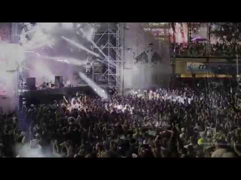 Richie Hawtin - Movement Festival, Detroit (May 25th, 2014)