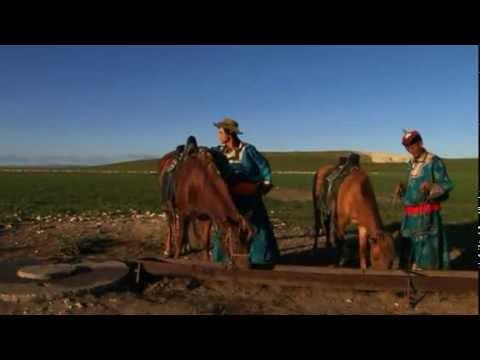 Desert Overtaking Inner Mongolia
