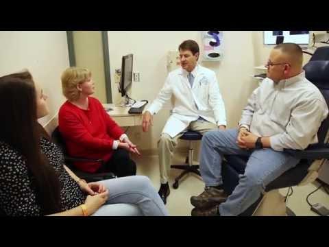 Parotid Gland Cancerous Tumor