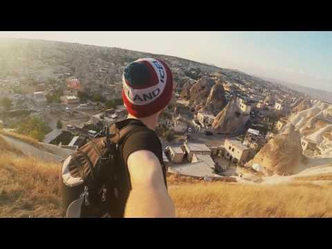 Gap Year 2K15  - GoPro travel