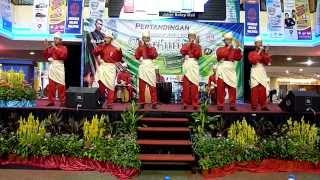 JOHAN Bintang Nasyid Mu'min Johor 2015 - Izdan