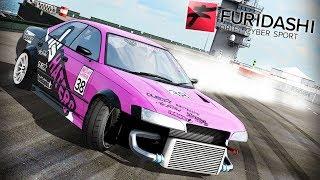 АВИАНОСЕЦ - НОВАЯ КАРТА В FURIDASHI: Drift Cyber Sport