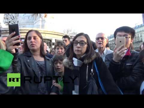 France: Bataclan theatre survivor faked death to stay alive