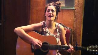 Shayna singing Broken Things
