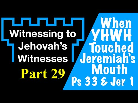 "How to Respond to John 1:1c (NWT) that says ""the Word was a god"" - Part 1"