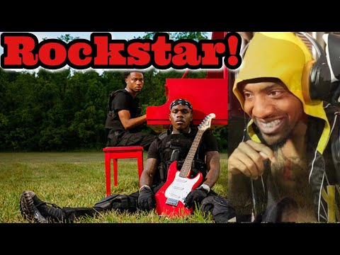 WHAT IN THE COD! | DaBaby - Rockstar feat. Roddy Ricch (REACTION!!!)