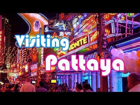 Asian Travel | Walking Street Pattaya Thailand Nightlife Video | Vacation Ideas | ShawnVideo