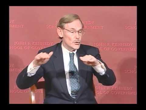 A Conversation with Robert Zoellick - Institute of Politics