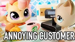 LPS - 10 TYPES OF ANNOYING CUSTOMERS!!