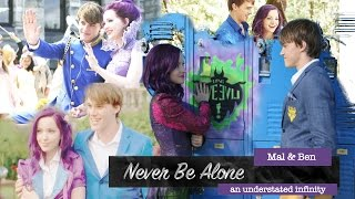 Mal And Ben Never Be Alone Descendants Love Story.mp3