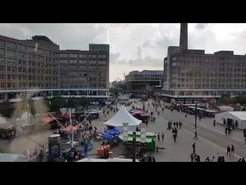 Attractions Berlin - One Minute Film
