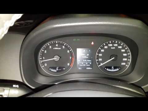 реальный расход Hyundai Creta 2.0 4wd