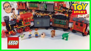Lego Toy Story 7597 Western Train Chase - Disney Pixar Set From 2010