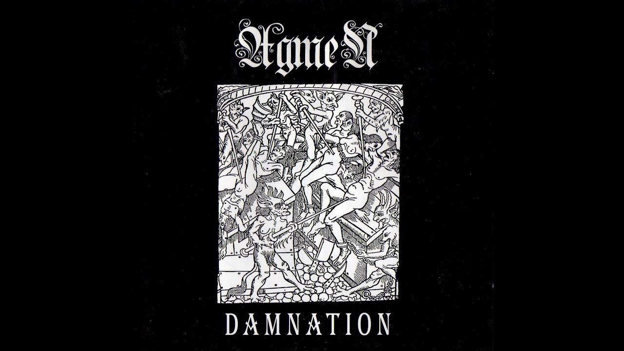 Agmen - Damnation (FULL ALBUM) - YouTube