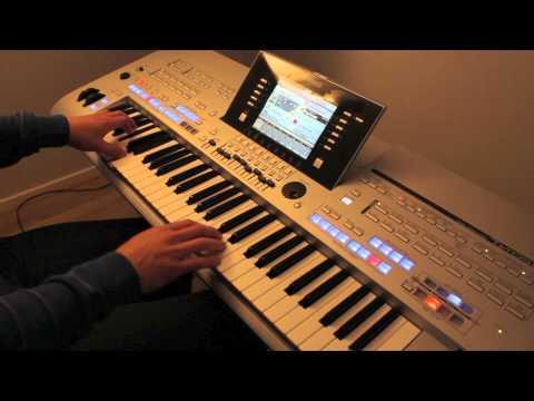 Symphonic Rock Improvisation - Tyros 4