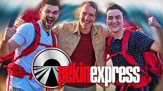 PEKIN EXPRESS : ON FAIT LA COURSE OFFICIELLE #2 (feat. Hugoposay)