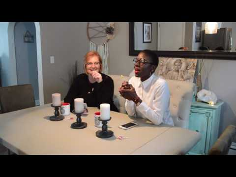 The Ebony and Ivory Show-Episode 12- WE'RE BACK, with lots of questions!!!!!