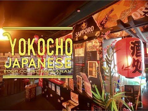 Cheap Eats Manila: Yokocho Japanese Food Court Victory Food Market Baclaran by HourPhilippines.com