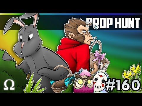 EASTER EGG PROP HUNT! | Prop Hunt #160 Funny Moments Ft. Vanoss, Lui, Delirious, Legiqn