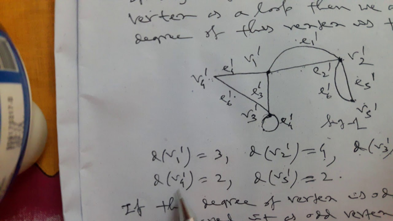 Degree of vertexodd vertexeven vertexpendant vertexdegree degree of vertexodd vertexeven vertexpendant vertexdegree sequence of agraph in graph theory aloadofball Gallery
